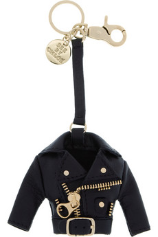 See by Chloé | Rock leather jacket keyfob | NET-A-PORTER.COM