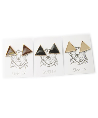 URBAN RESEARCH online shop Pierce SMELLY ピラミッドピアス