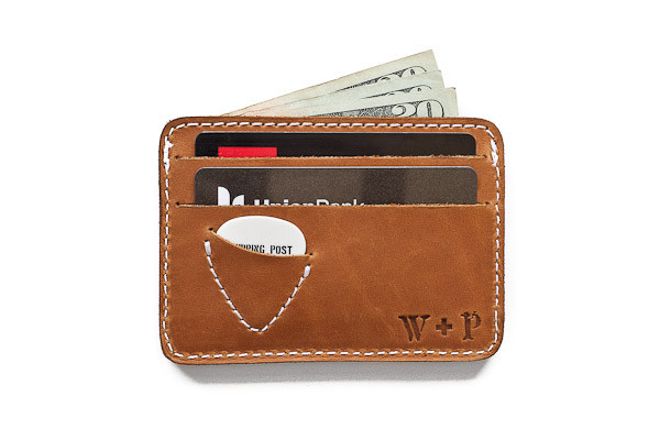 Mojave Leather Picker's Wallet | Whipping Post