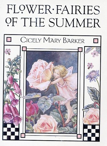 Amazon.co.jp: Flower Fairies of the Summer (Flower Fairies Collection): Cicely Mary Barker: 洋書