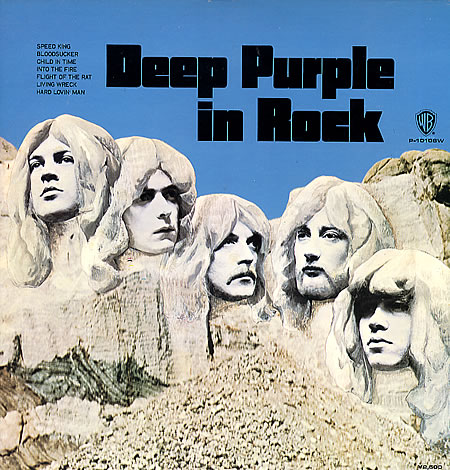 Amazon.co.jp: Deep Purple In Rock: Deep Purple: 音楽