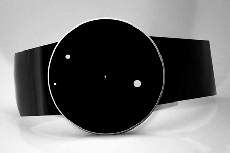 Dezeen » Blog Archive » Watches by Denis Guidone