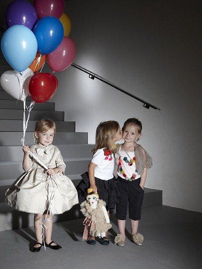Lanvin Petite children's wear in pictures - Fashion Galleries - Telegraph