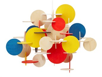 Bau Lamp - Small - Multi - Normann Copenhagen