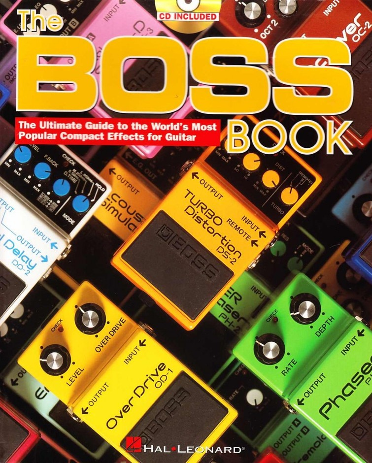 BOSS guitar effects and associated audio products 1984 | Preservation Sound