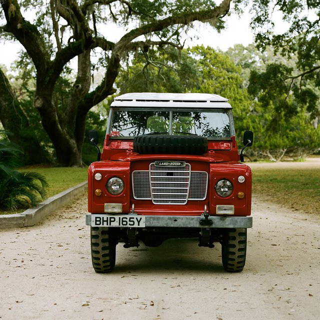 Fancy - 1980 Land Rover