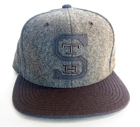 Catalog – the Stones Throw cap by Mitchell & Ness