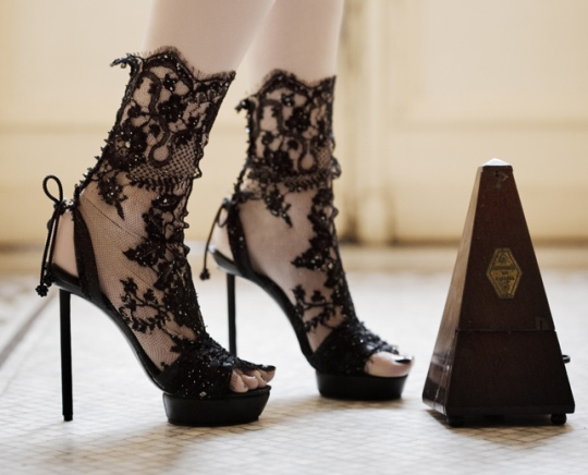 Lace shoes 2012 | woman | 2012 | 2013