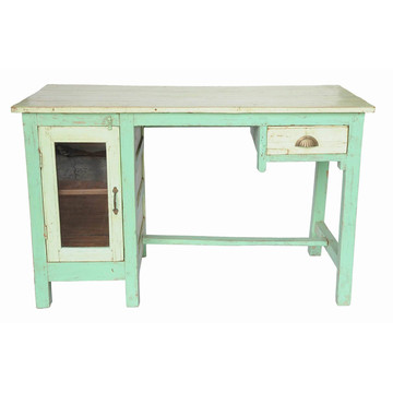 "Fab.com | 32"" Writing Table Teal"