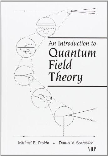 Amazon.co.jp: An Introduction To Quantum Field Theory (Frontiers in Physics): Michael E. Peskin, Daniel V. Schroeder: 洋書