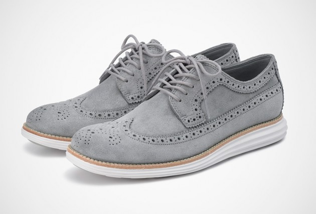 Cole Haan LunarGrand Kudu Suede Collection | Sole Collector
