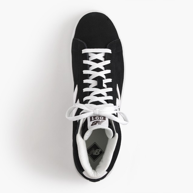 quality design 6bdbe 8aa67 New Balance : New Balance for J.Crew 891 high-top sneakers ...
