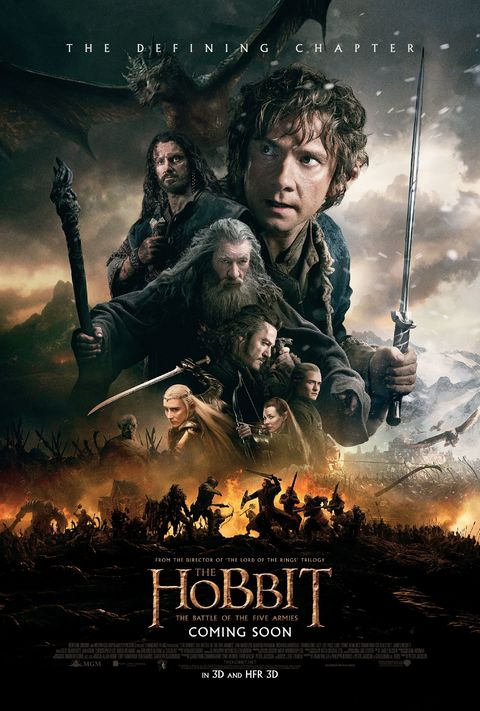 The Hobbit: The Battle of the Five Armies - Lord of the Rings Wiki