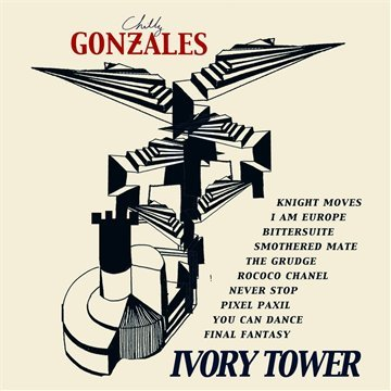 Amazon.co.jp: Ivory Tower: Chilly Gonzales: 音楽
