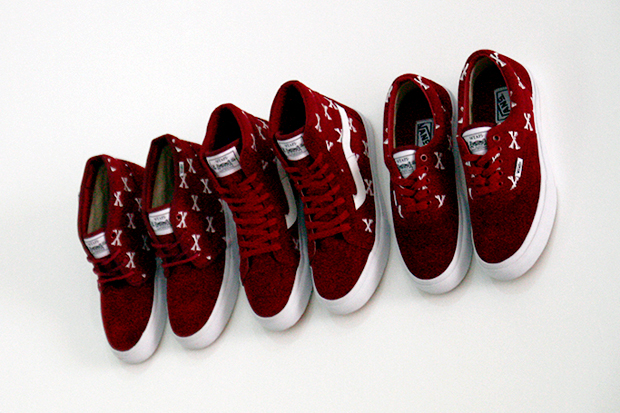 "WTAPS x Vans Syndicate ""Bones"" Collection Preview 
