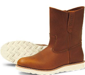 Red Wing Heritage - Footwear - Style No. 8869 9-Inch Pecos