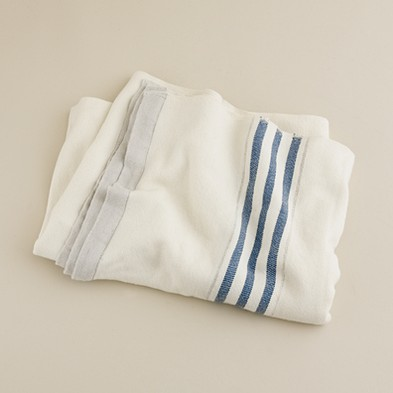 Women's accessories - necessary luxuries - Swans Island BlanketsR merino wool throw - J.Crew