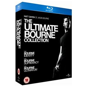 Play.com - Buy The Ultimate Bourne Collection (3 Discs) (Blu-ray) online at Play.com and read reviews. Free delivery to UK and Europe!