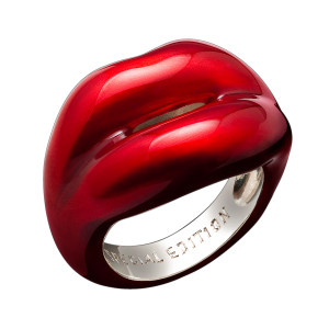 (RED) Accessories   | Solange (PRODUCT)RED Hotlips Special Edition Ring | Shop the (RED) Official Store