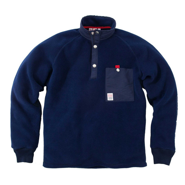 Fleece Jacket Made in USA | Topo Designs