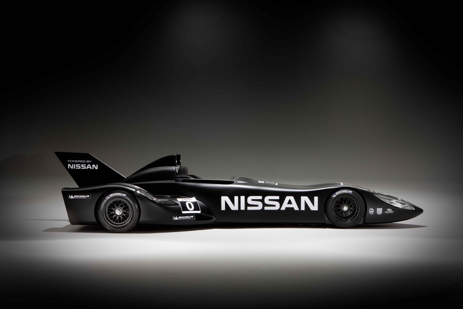 (via Embrace the weird: Nissan Deltawing. «IEDEI) - f9dtkfm.tumblr
