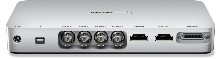 Blackmagic Design: UltraStudio 3D