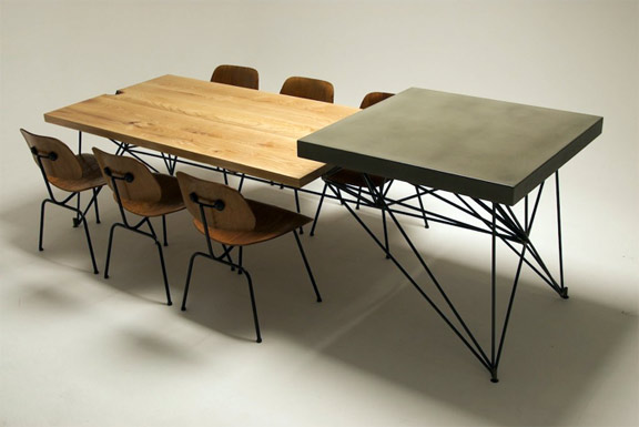 Table HG par Gore Design Co. | DECO-DESIGN