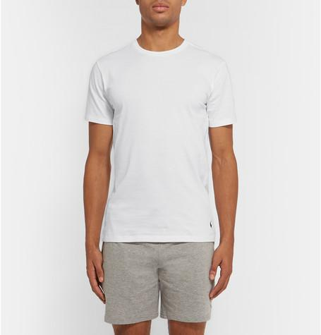Polo Ralph Lauren - Two-Pack Cotton T-Shirts