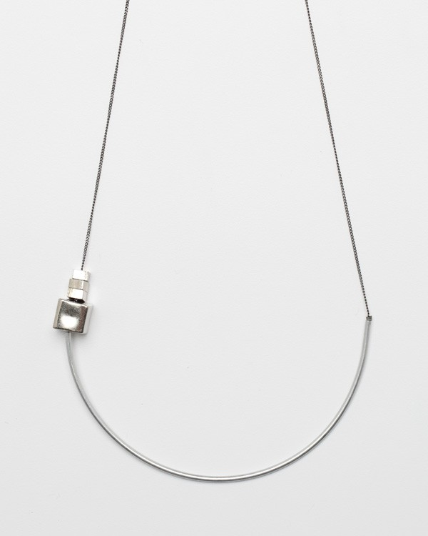 Chester Silverpot Necklace