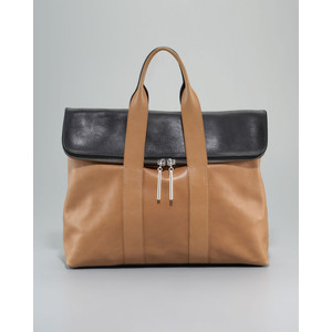 Women's 3.1 Phillip Lim Colorblock 31-Hour Bag - Polyvore