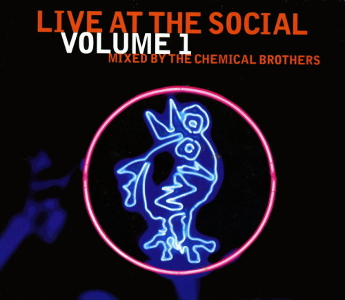 Amazon.co.jp: Live At The Social Volume 1: Various Artists: 音楽