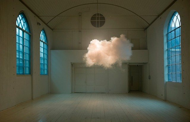 Berndnaut Smilde's cloud in a room | AnOther Loves