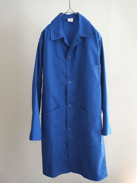 -LILY1ST VINTAGE- 1980's deadstock german work coat - FLORAISON