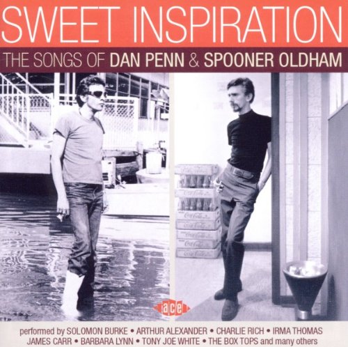 Amazon.co.jp: Sweet Inspiration: the Songs of Dan Penn and Spooner Oldham: Various Artists: 音楽