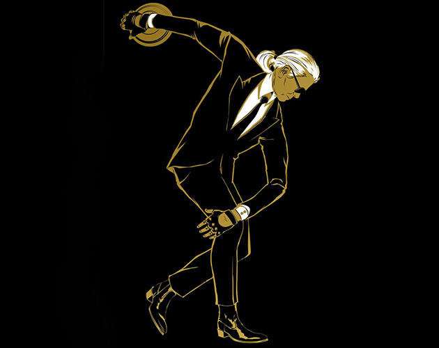 "Lagerfeld ""Team Karl"" TShirts for Selfridges – London Olympics - Selectism"