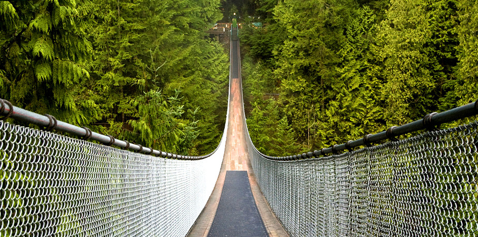 Attractions in Vancouver | Capilano Suspension Bridge | Gallery