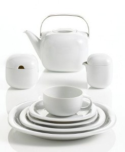 "Rosenthal ""Suomi White"" Dinnerware Collection 