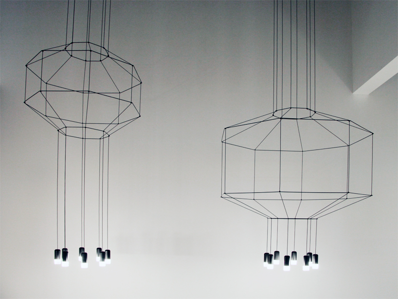arik levy: wireflow for VIBIA