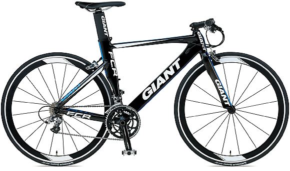 2011 Giant Bicycle [FCR 0] -outline-