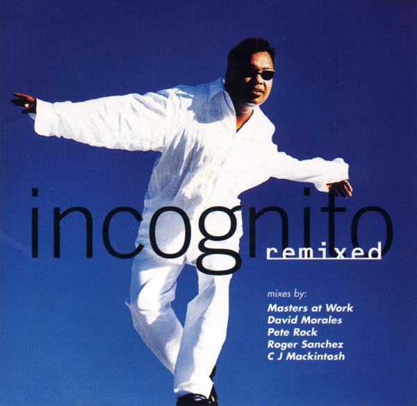 The Best of Incognito Mix, Acid Jazz Chillout
