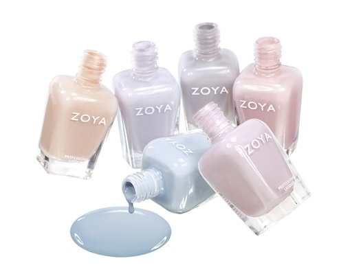 ZOYA 'FEEL' COLLECTION - Beauty-boks