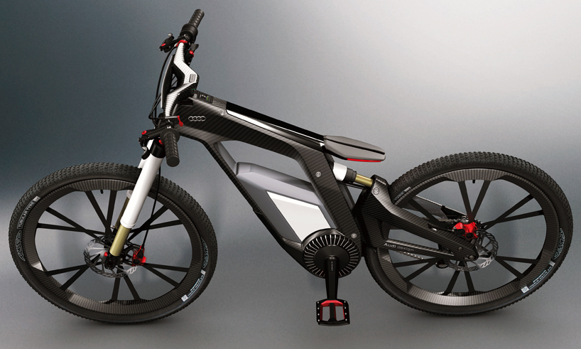 Audi's High Performance e-bike 'Wörthersee' to Debut in Austria   Inhabitat - Sustainable Design Innovation, Eco Architecture, Green Building