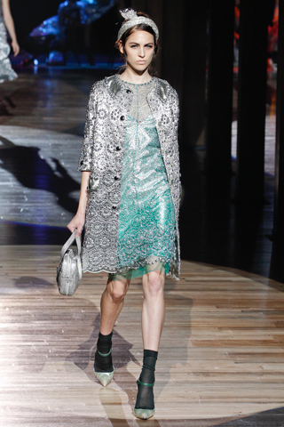 Marc Jacobs Spring 2012 Ready-to-Wear Collection Slideshow on Style.com