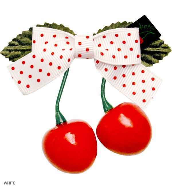 CHERRY hair pin - Katie Official Web Store