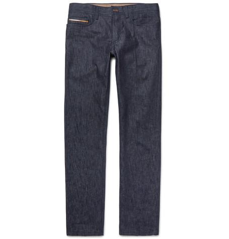 Berluti - Stretch-Denim Jeans