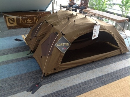 Warrior Expo East – NEMO Equipment Advanced Linking Combat Shelter - Soldier Systems