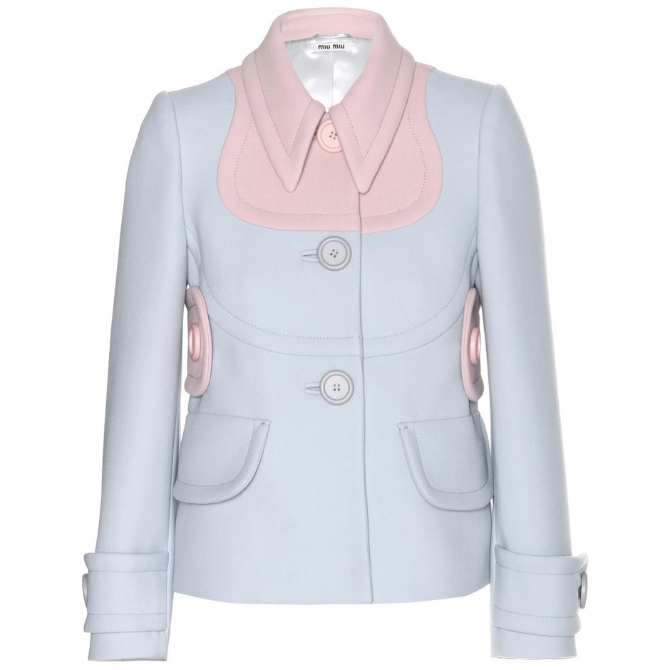 mytheresa.com - Wool blazer - friday - current week - new arrivals - Luxury Fashion for Women / Designer clothing, shoes, bags