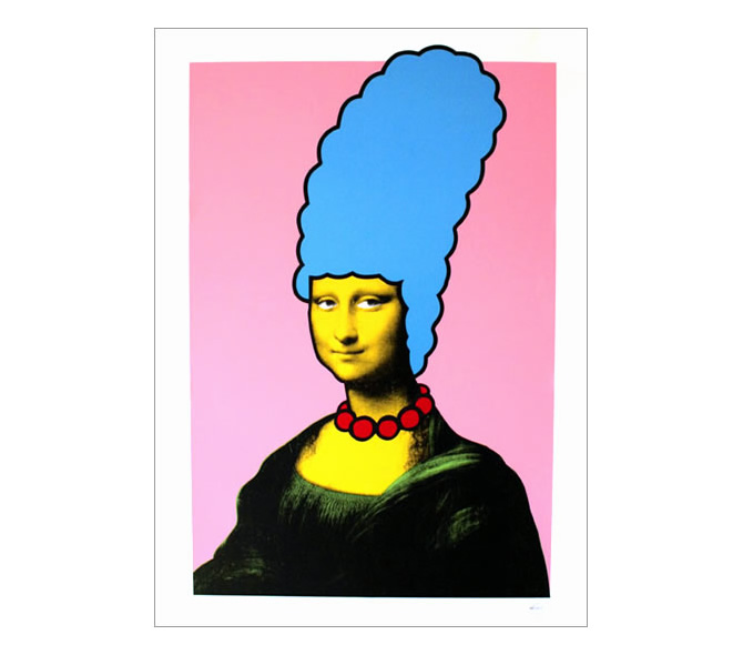 Nick Walker Mona Simpson | NOISEKING アート・ウェブ・ギャラリー