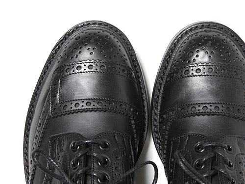 nonnative - RIDER SHOES - COW LEATHER by Tricker's   vendor