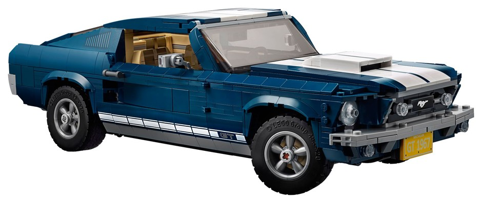 Ford Mustang - 10265 | Creator Expert | LEGO Shop